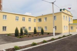 Благоустройство территории у Администрации с.п. Курумоч