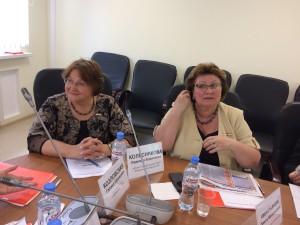 Заседание общественного совета проекта -Детские сады - детям!-
