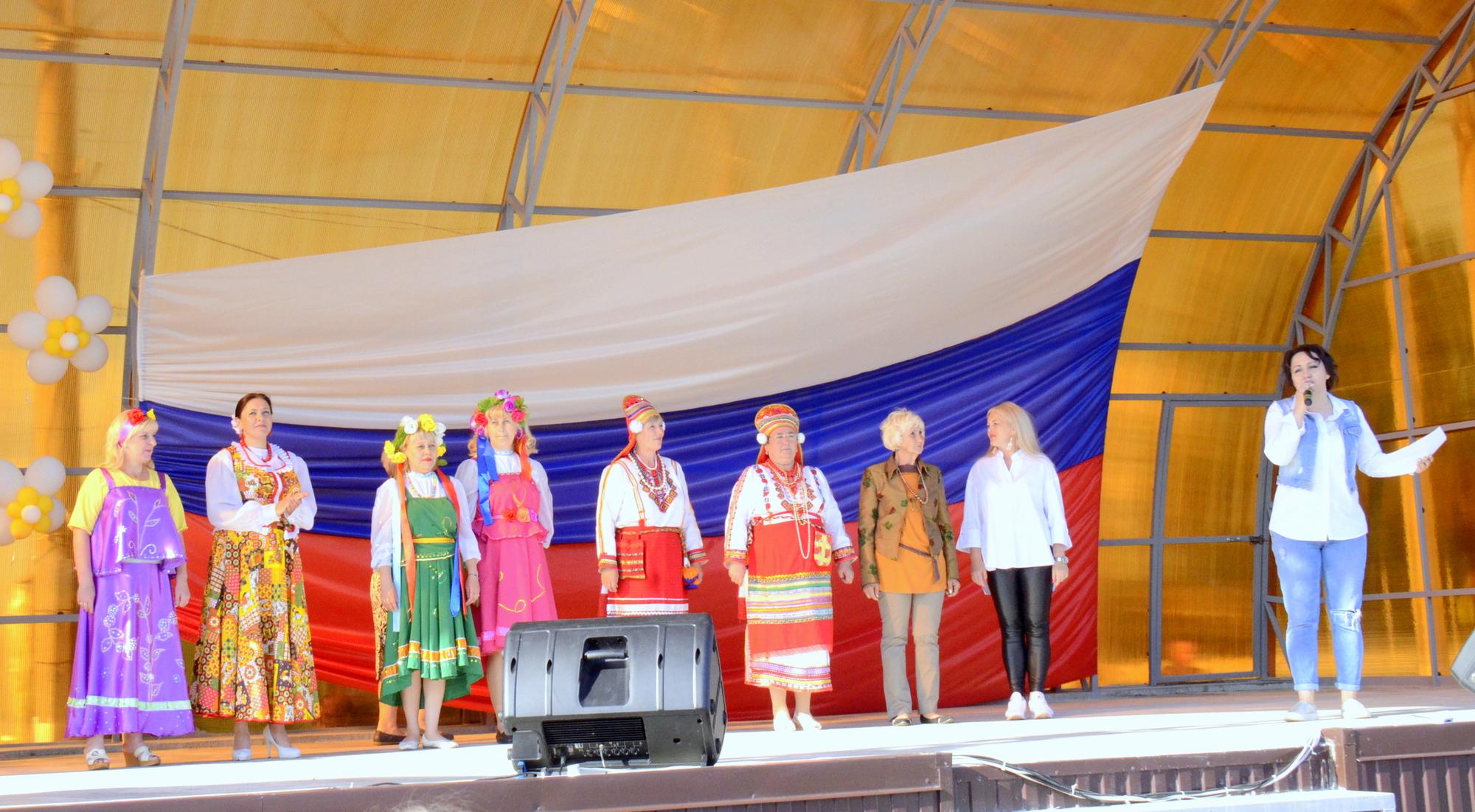 Поздравление односельчанам на день деревни