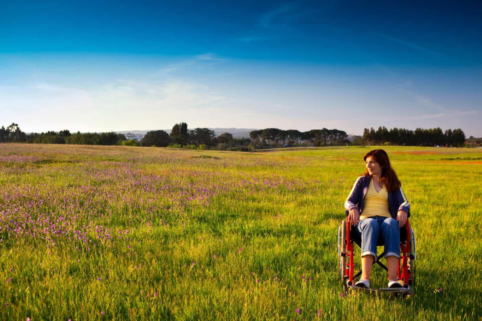 земельный участок по инвалидности